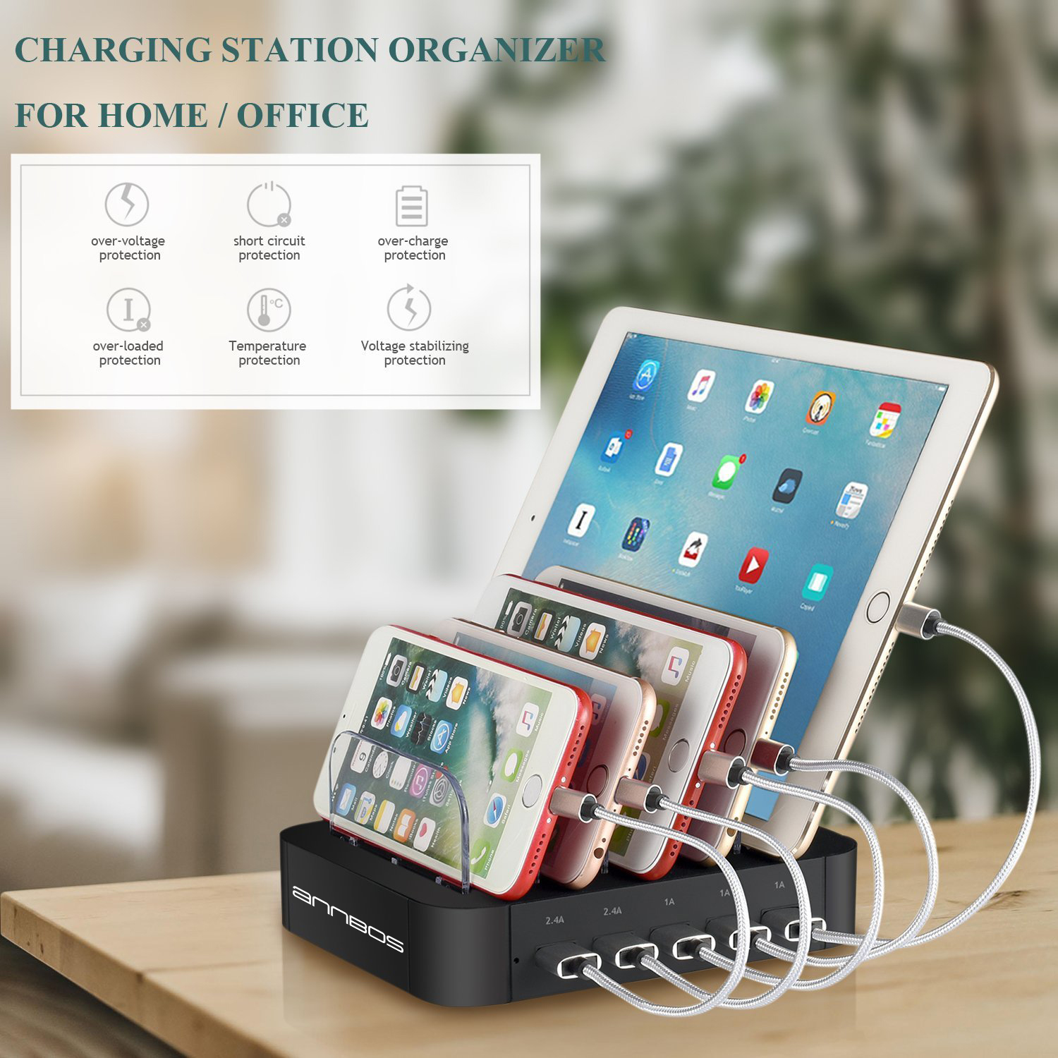 AnnBos Charging Station ...
